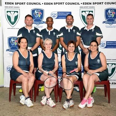 Potgieter shines at SA badminton tournament