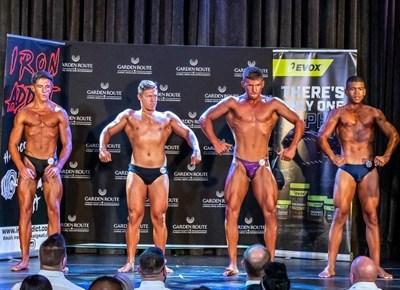 Bodybuilding a roaring success