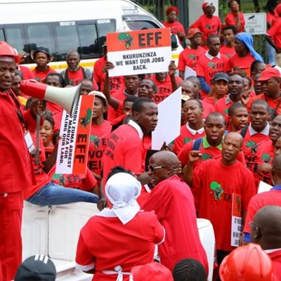 EFF plan their response to altercation at supermarket in Tzaneen