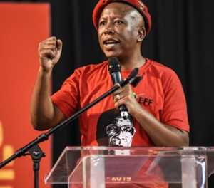 SAHRC to haul Malema to Equality Court over 'dead white man' tweet