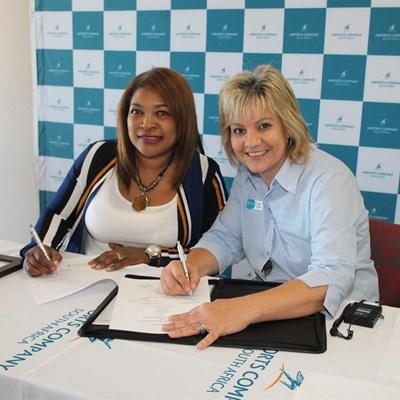 Local partnership goes national