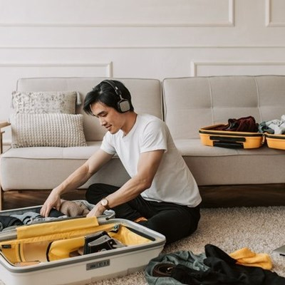 How to declutter to downsize