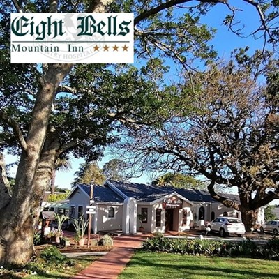 WIN A 2-NIGHT STAY FOR 2 AT EIGHT BELLS MOUNTAIN INN WORTH R3,000