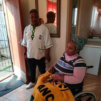Molosi still mobilising community