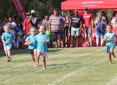 Action Kids op Oudtshoorn
