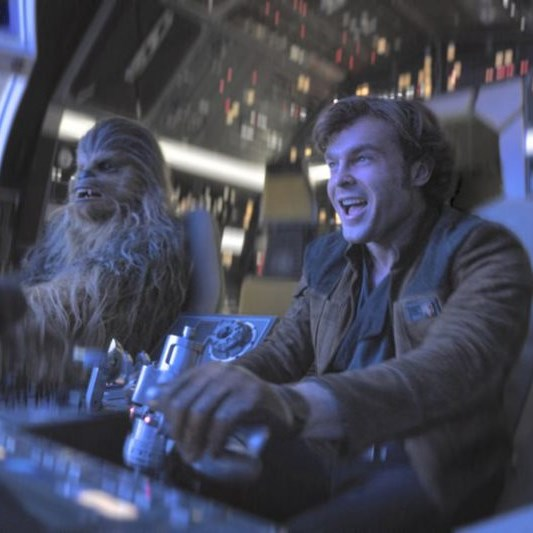 Solo: A Star Wars Story review – A superb, swashbuckling yarn