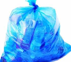 No green or blue bags collected during lockdown