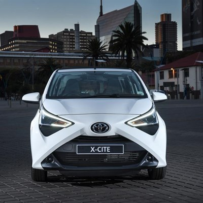 All-new Toyota Aygo brings youth 'X' factor