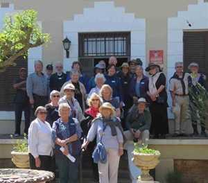 Riversdal se geskiedenis lok toeriste na museum