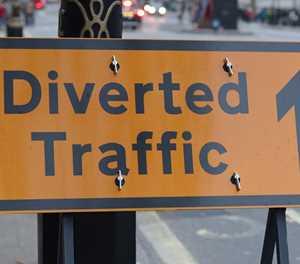 Lane closure for Gouritz River bridge