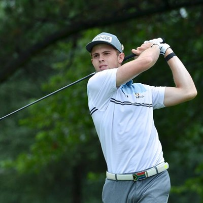 Vorster lights up Firethorn to lead SA Stroke Play