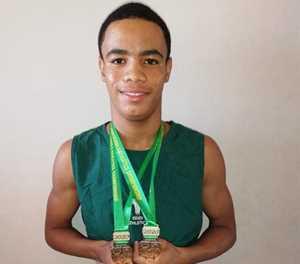Willemse verower goud by Wes-Kaapse atletiekkampioenskappe