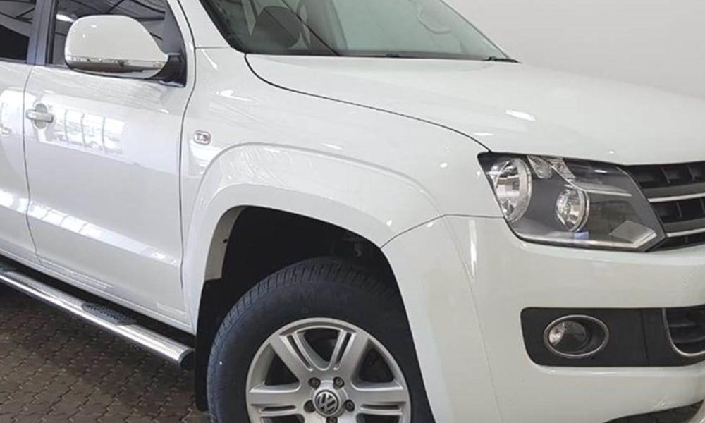 Land Rover George | Pick of the Week | Volkswagen Amarok BiTdi 2.0