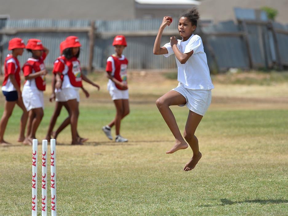Mini Cricket Fest draws 60 schools