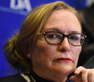 Helen Zille defines 'black privilege' as 'being able to loot a country and get reelected'