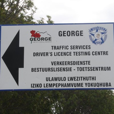 Driver's licences cannot be processed