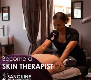 Become a skin therapist