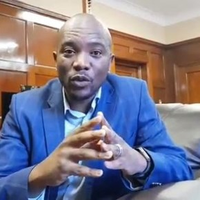 CR17 shows state capture goes beyond Zuma and Guptas – Maimane