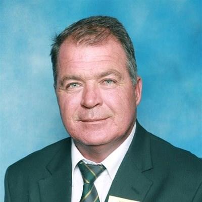 Saaiman confirmed as SAGA President