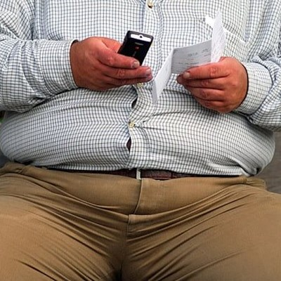 Obesity nearly 3 times more deadly for men