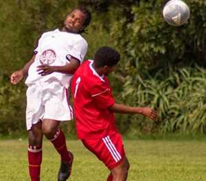 Soccer back on show at Loerie Park