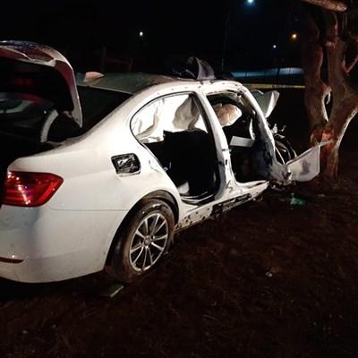 Opvolg: Motorbotsing in Hartenbos