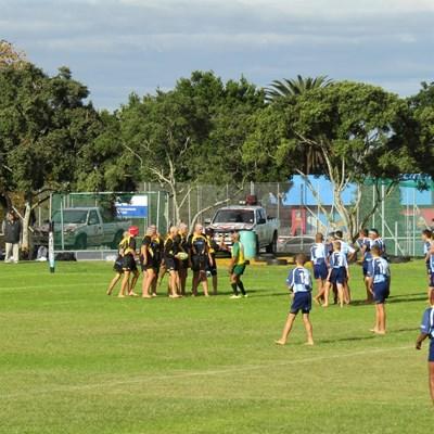 Rugbytoernooi 'n groot sukses