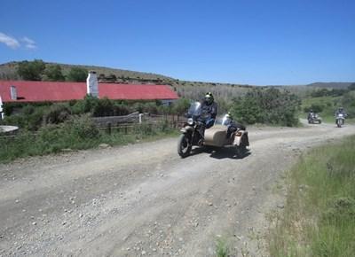 Biking for Bible Society