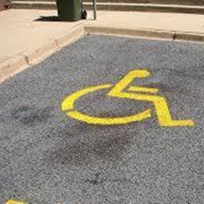 Callous use of disabled parking