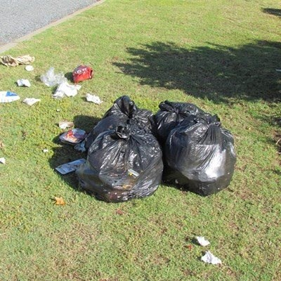 Fines for illegal littering, dumping waste
