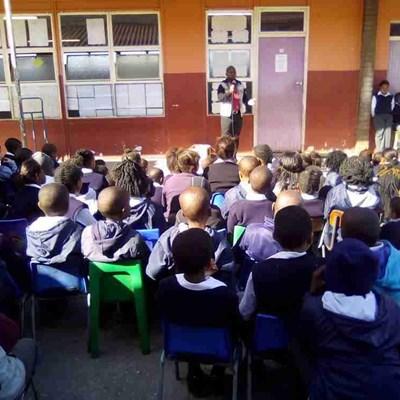 Kaalvoet Mzansi: Donate shoes