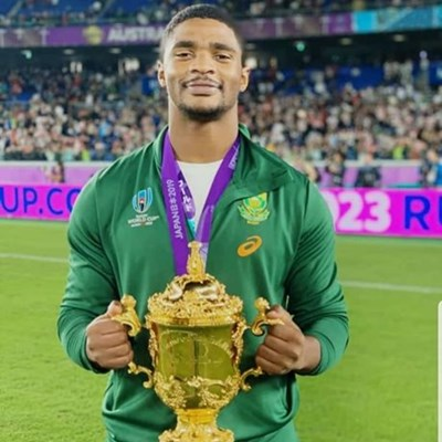 Local Springbok is coming home