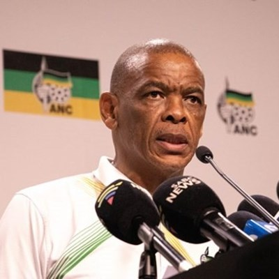 Could Magashule be the next president of the ANC?