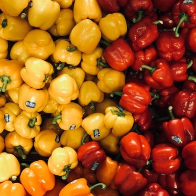 SA's top-performing fresh produce: ginger, red peppers, and more