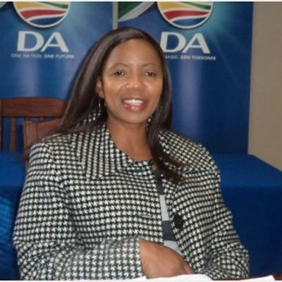DA Free State leader Patricia Kopane confirms she will not be seeking re-election