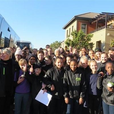 Suid-Kaap Kinderkoor kry heldeverwelkoming