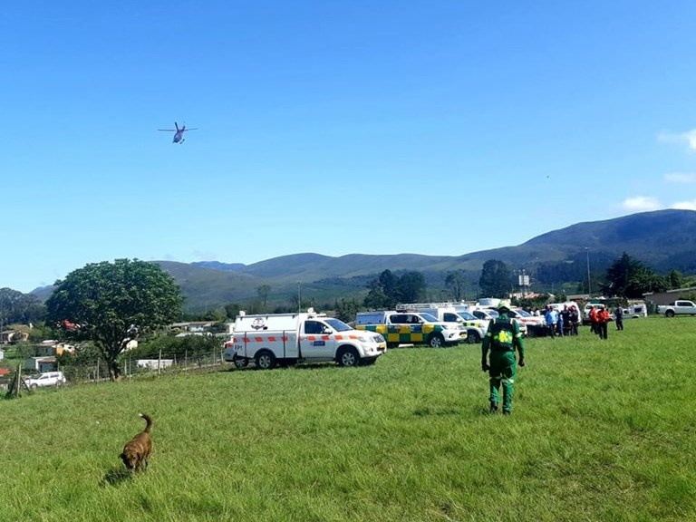 Plane crash: Recovery operation underway