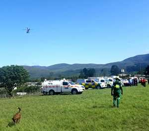 Plane crash: Recovery operation underway