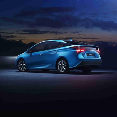Toyota Prius gets a makeover for 2019