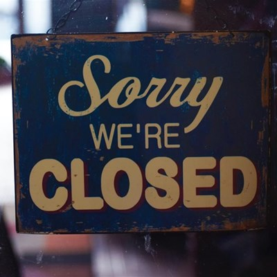 Haarlem Library closed