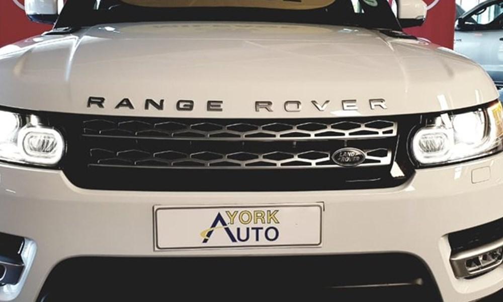 York Auto | Pick of Week | Range Rover