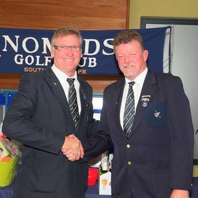 Rare achievement at Nomads golf tournament