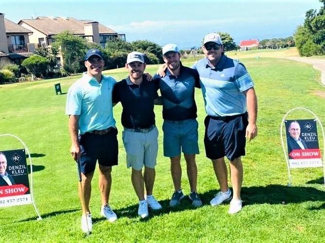 Single golf day raises R180 000