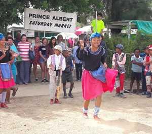 Prins Albert se maandelikse Saterdagmark