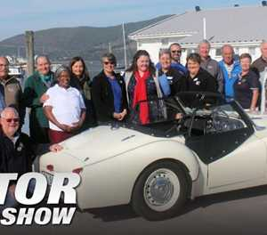 Knysna Motor Show's great show for charities