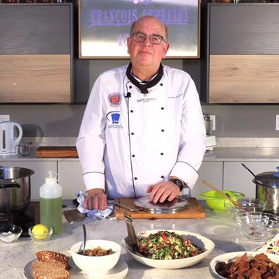 Cook like a chef for Cansa