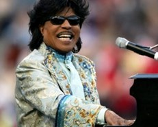 Little Richard, rock's flashy founding father, dies at 87