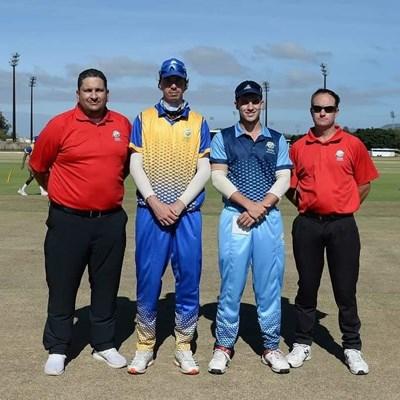 SWD's top umpire shines again