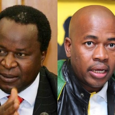 'ANC leaders must not feed the frenzy, we must unite', as Mboweni calls Masina to 'order'