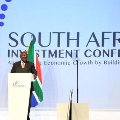 SA Investment Conference gets underway